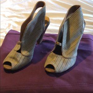 Coclico laser-cut heel Size 40